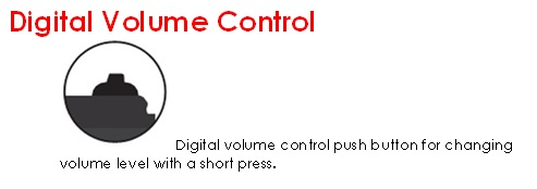 DX1 Digital Volume Controll logo