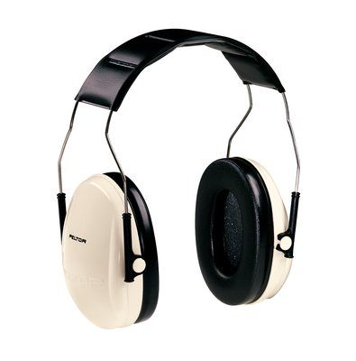 Peltor H6 Series Low Profile (Over the head) Earmuffs